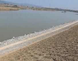Bắc Giang: Một doanh nghiệp đang được hoàn thiện thủ tục khai thác cát sông Cầu!