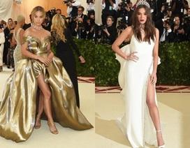 Dàn sao lộng lẫy váy áo dự gala thời trang MET