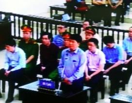 Phúc thẩm vụ ông Thăng: Các bị cáo đồng loạt xin giảm án