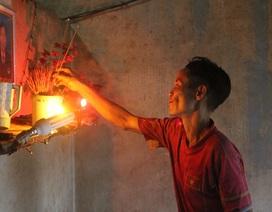 """Nỗi buồn mất cha của """"người rừng"""" Hồ Văn Lang"""