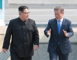 Ông Kim Jong-un chiếm được cảm tình của người Hàn Quốc