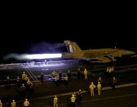 """""""Vũ khí thần chết"""" xuất kích tiêu diệt phiến quân IS tại Syria"""