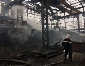Vụ 4 công nhân bỏng nặng tại công ty thép: 3 người đã tử vong