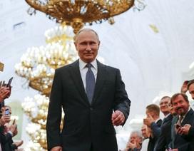 Nghị sĩ Nga kêu gọi thay đổi hiến pháp, kéo dài nhiệm kỳ của Tổng thống Putin
