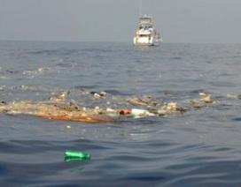 Rác thải nhựa đe dọa các vùng biển Việt Nam