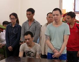 Hai tử tù trốn trại nhận thêm bản án 7 năm tù