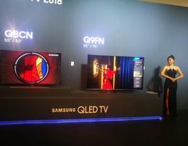 Samsung chính thức ra mắt thế hệ TV QLED mới tại Việt Nam