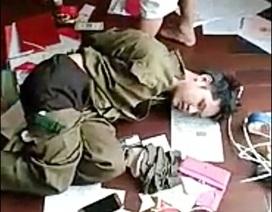 Chiến sỹ công an kể giây phút quật ngã tên cướp dùng dao khống chế nhiều người