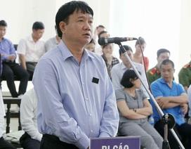 Giữ nguyên kháng cáo, ông Đinh La Thăng vẫn nhận trách nhiệm người đứng đầu