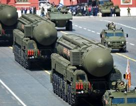 Dàn vũ khí hùng hậu sắp phô diễn sức mạnh trong lễ diễu binh Nga
