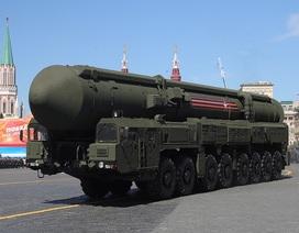 Dàn vũ khí hùng hậu của Nga trong lễ duyệt binh