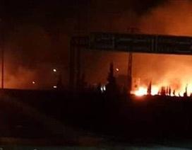 Syria bị tấn công tên lửa ngay sau khi Mỹ rút khỏi thỏa thuận hạt nhân Iran