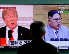 """Triều Tiên """"nắn gân"""" Mỹ trước hội nghị thượng đỉnh"""