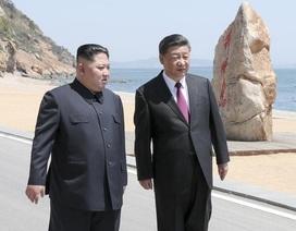 """""""Giải mã"""" chuyến thăm bất ngờ thứ hai của ông Kim Jong-un tới Trung Quốc"""