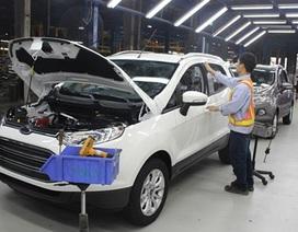 """Xe lắp ráp """"thâu tóm"""" thị phần bán ra, xe nhập về Việt Nam giảm 50%"""