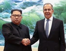 Chuyến đi trước giờ G của Ngoại trưởng Nga tới Triều Tiên