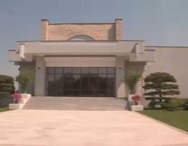 Những hình ảnh hiếm hoi bên trong dinh thự riêng của ông Kim Jong-un