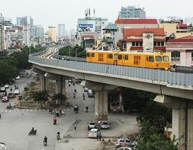 Dự án bất động sản hưởng lợi khi tuyến tàu điện Cát Linh - Big C Hà Đông - Yên Nghĩa vận hành