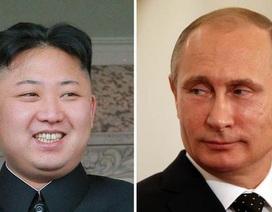 Lời khen của ông Kim Jong-un dành cho Tổng thống Putin