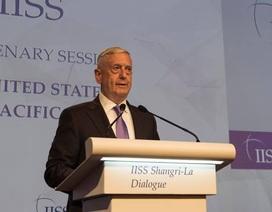 """Đối thoại Shangri-La """"nóng"""" vấn đề Biển Đông và Triều Tiên"""