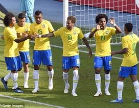 Các tuyển thủ Brazil được trả lương cao nhất World Cup 2018