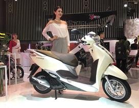 """5 đại gia """"hốt bạc"""" nhờ người Việt vẫn tăng mua xe máy"""