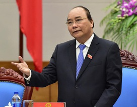 Thủ tướng: Biển Đông phải là vùng biển hòa bình, an toàn, không quân sự hóa…