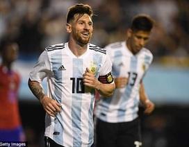 Bảng D World Cup 2018: Khát vọng vô địch của người Argentina