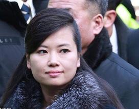 """""""Cô gái trên yên chiến mã"""" của Triều Tiên xuất hiện ở Singapore"""