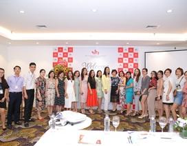 Thương hiệu dược mỹ phẩm CHRISTINA chính thức ra mắt tại Việt Nam