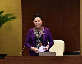 Chủ tịch Quốc hội nói về việc người dân phản ứng liên quan tới luật đặc khu