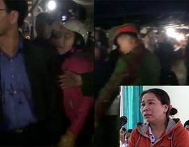 Nữ tiểu thương hắt tiết lợn vào Chủ tịch huyện lĩnh 4 tháng tù giam