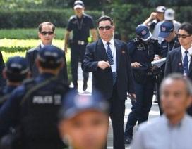 """Triều Tiên triển khai đội quân """"lá chắn sống"""" bảo vệ ông Kim Jong-un thế nào?"""