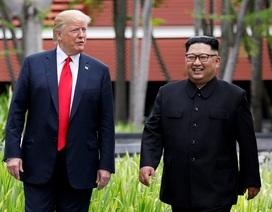 """Lãnh đạo Mỹ - Triều ăn trưa, tản bộ và ký kết thỏa thuận """"rất quan trọng"""""""