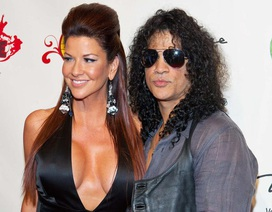 Slash sẵn sàng chi 6,6 triệu USD để ly dị vợ