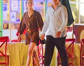 Amber Heard đi dạo cùng bồ cũ của Heidi Klum