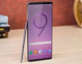 Lộ thời gian và địa điểm ra mắt Galaxy Note 9