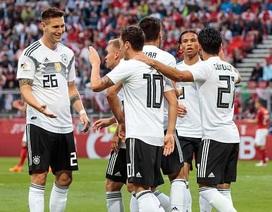 Bảng F World Cup 2018: Sức ép ngàn cân với nhà vô địch Đức