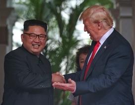 Hội nghị Trump-Kim: Cuộc gặp lịch sử nhưng cam kết mơ hồ