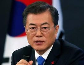 """Tổng thống Hàn Quốc """"trắng đêm"""" vì hội nghị Mỹ-Triều"""