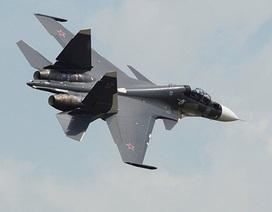 Máy bay chiến đấu Nga tập trận quy mô lớn trên bán đảo Crimea