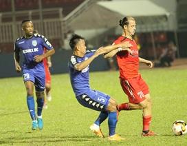 """Vòng 15 V-League 2018: """"Chung kết ngược"""" ở sân Thống Nhất"""