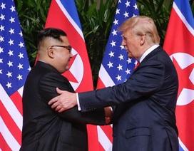 """""""Giải mã"""" ngôn ngữ cơ thể của lãnh đạo Mỹ - Triều"""