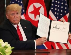 Toàn văn tuyên bố chung hội nghị thượng đỉnh Mỹ - Triều