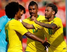 Bảng E World Cup 2018: Đâu là sức mạnh thực sự của Brazil?