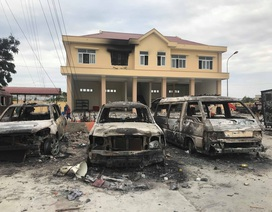 Bắt tạm giam 10 đối tượng liên quan đến vụ gây rối tại thị trấn Phan Rí Cửa