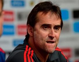 Tây Ban Nha sa thải HLV Lopetegui ngay trước World Cup 2018