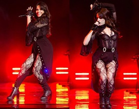 Camila Cabello bất ngờ mặc gợi cảm