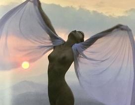 26 bức ảnh nude của Thái Phiên được cấp phép triển lãm
