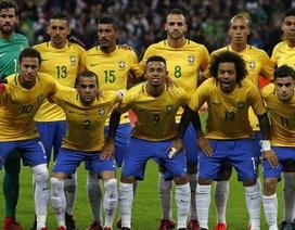 5 đội bóng có giá trị cao nhất World Cup 2018
